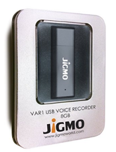 Freelance Ghostwriter Juli Ocean uses DB9Pro and Jigmo voice recorders.