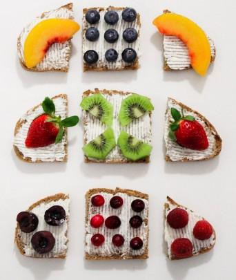 Eating healthy makes Ghostwriter Juli Ocean your best choice
